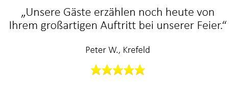 Top-Bewertung für Zauberkünstler in NRW